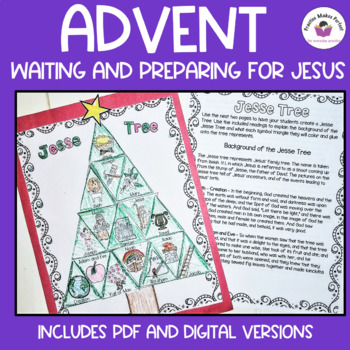 Advent Activities for Little Learners
