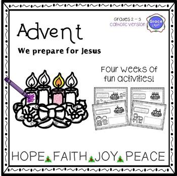 Advent Activities - Catholic