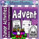 Advent Activities for Juniors ~ games, puzzles and more