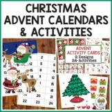 Advent Activity Cards for Preschool, Pre-K