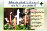 Advent - Christmas Lesson