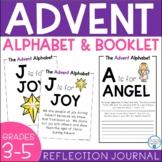 Advent Alphabet & Booklet- Intermedaite Grades Edition