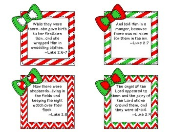 Advent Angel Card Freebie