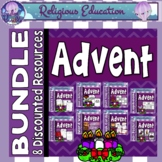 Advent (BUNDLE) - 8 resources in 1!