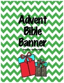 Advent Bible Banner