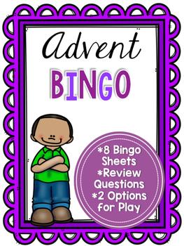 Advent Bingo