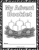 Advent Booklet - Complete Advent Unit (53 pages)