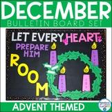Advent Bulletin Board