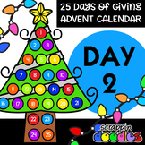 Advent Calendar 2018 - DAY 2 {Scrappin Doodles Clipart}