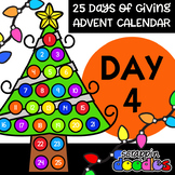 Advent Calendar 2018 - DAY 4 {Scrappin Doodles Clipart}
