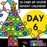 Advent Calendar 2018 - DAY 6 {Scrappin Doodles Clipart}