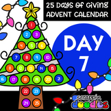 Advent Calendar 2018 - DAY 7 {Scrappin Doodles Clipart}