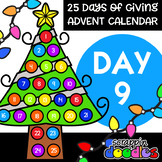 Advent Calendar 2018 - DAY 9 {Scrappin Doodles Clipart}