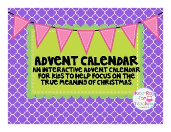 Advent Calendar Cards