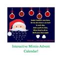Advent Calendar - Christmas Countdown Santa MIMIO