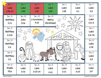 Advent Calendar: Countdown to Christmas