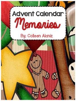 Advent Calendar Memories