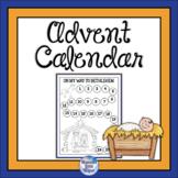 Advent Calendar for Christmas {Heaven's Little Helper}