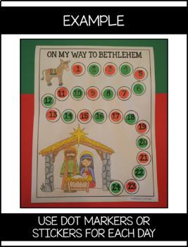 Advent Calendar for Christmas