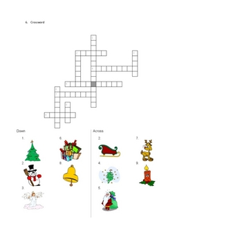 Advent Calendar (incl. 24 tasks)