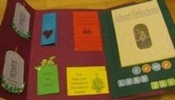 Advent Catholic Lapbook
