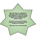 Advent/Christmas Banner - Bulletin Board - Decoration