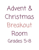 Advent & Christmas Breakout Room