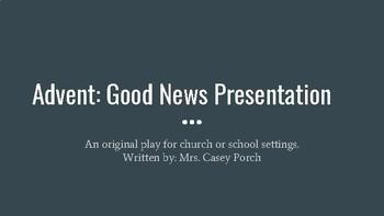 Advent Church/School Play