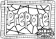 Advent - Coloring Pages