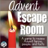 Advent Escape Room
