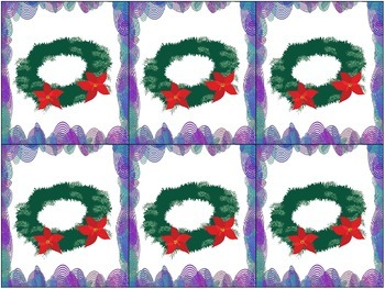 Advent Grouping Cards