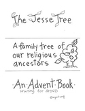 Advent Jesse Tree Booklet - pictures and explanations of Jesus's ancestors