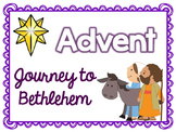 Advent: Journey to Bethlehem