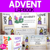 Advent Lapbook