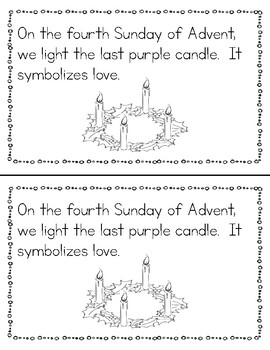 Advent Season Booklet