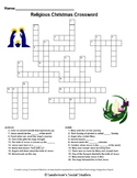 Advent & Story of Christmas Crossword Puzzle