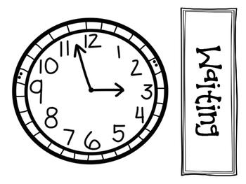 Advent Symbols Bulletin Board