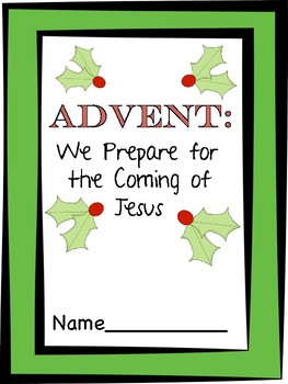 Advent: We Prepare for the Coming of Jesus Big Book