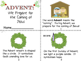 Advent: We Prepare for the Coming of Jesus Mini Book and C
