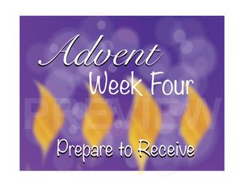 Advent Week by Week