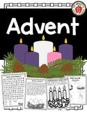 Advent: Worksheets & Activities