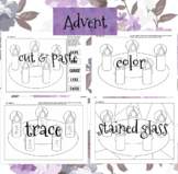 Advent Wreath Activity