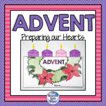 Advent Wreath Book Project