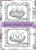Advent Wreath Calendar