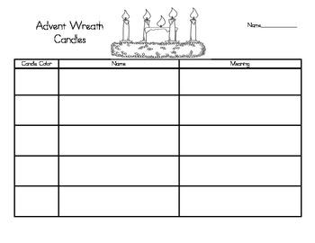 Advent Wreath & Calendar Craft! Children's Bible Study!