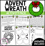 Advent Wreath Christmas Activities - What does the advent wreath represent?