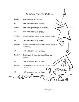 Advent Wreath and Prayer