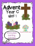 Advent Year C Lesson 1