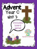Advent Year C Lesson 3