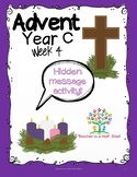 Advent Year C Lesson 4